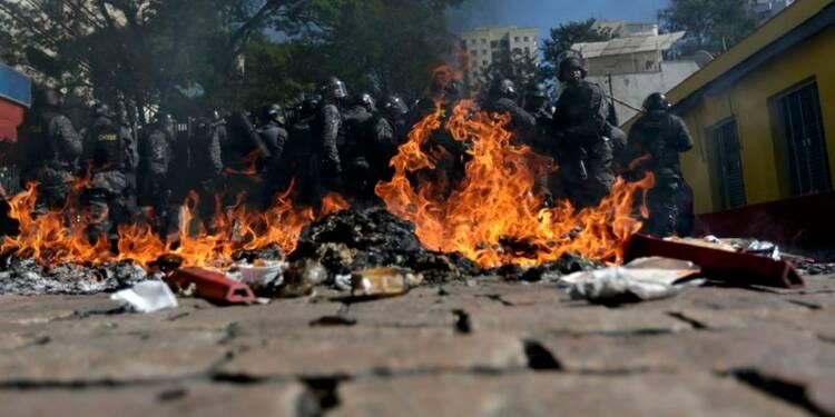 Incidents à Sao Paulo avant le coup d'envoi du Mondial