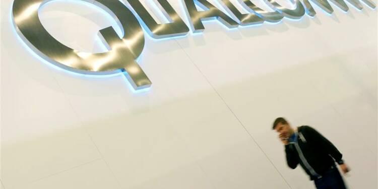 Le CA de Qualcomm augmente moins que prévu au 1er trimestre