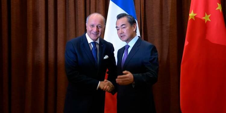 L'accord sur la Syrie est un premier pas important, selon Fabius