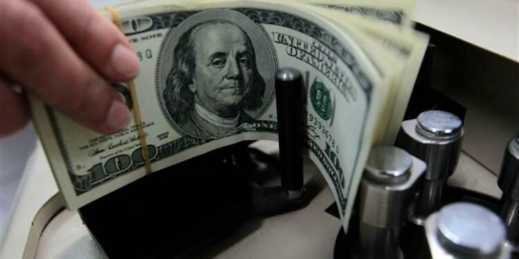 Excédent budgétaire inattendu en janvier aux Etats-Unis