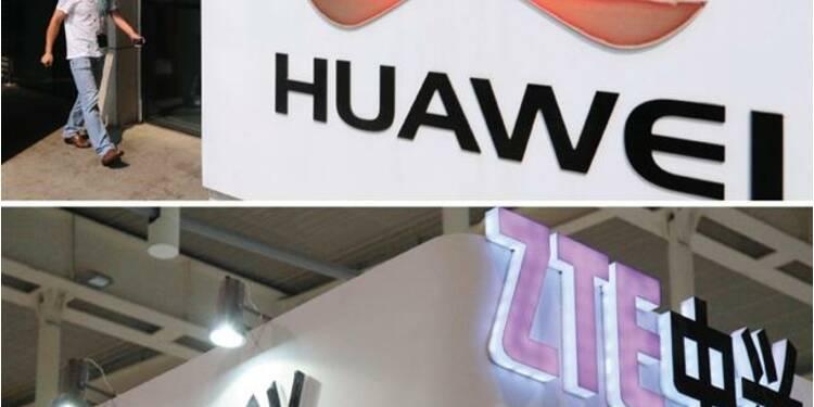 L'UE accuse les chinois Huawei et ZTE de dumping