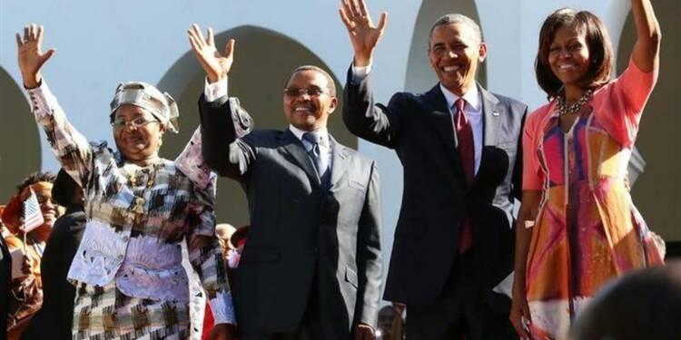 Barack Obama prône des liens économiques renforcés avec l'Afrique