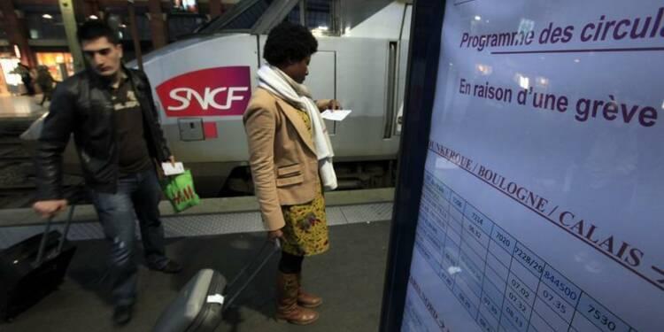 Menace de grève à la SNCF le 13 juin, selon Les Echos