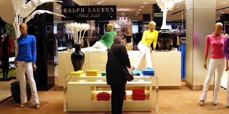 Ralph Lauren, confiant sur ses ventes, avertit sur ses marges