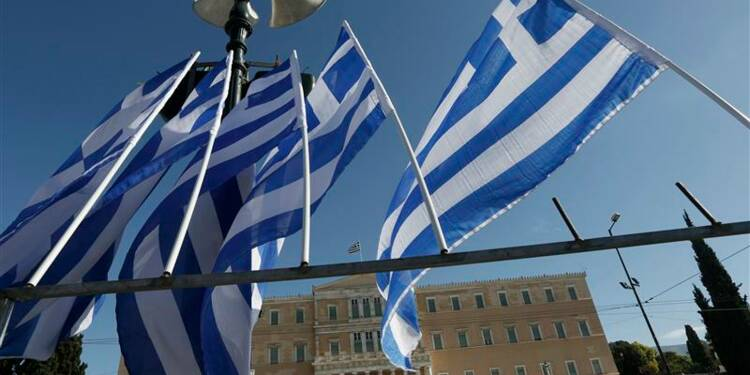 La Grèce annonce un excédent budgétaire entre janvier et octobre
