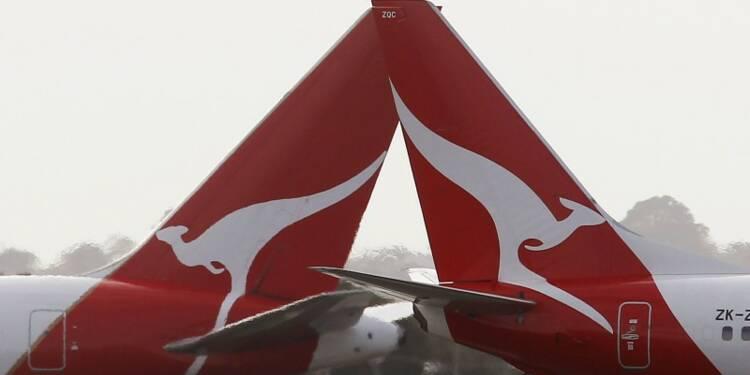 Qantas supprime 5.000 postes après une perte semestrielle