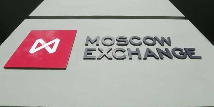 La Bourse de Moscou en hausse malgré les sanctions américaines