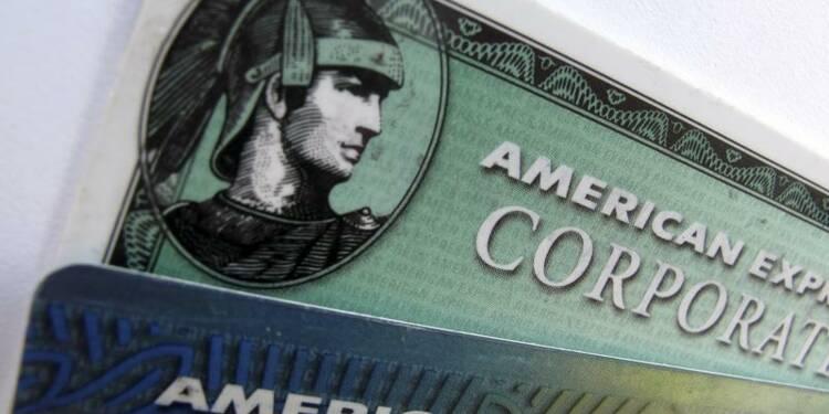 American Express a plus que doublé son bénéfice au 4e trimestre