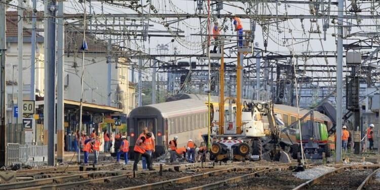 La SNCF n'exclut pas un problème de maintenance à Brétigny