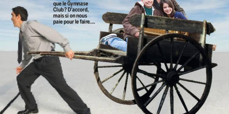 Quand Duflot projetait de subventionner les charrettes à bras !