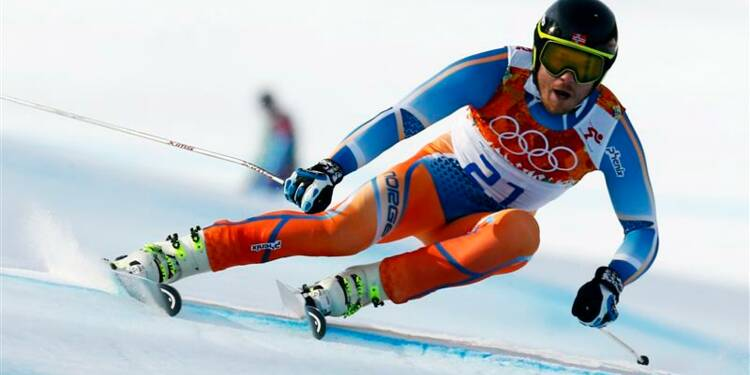 Le Norvégien Jansrud champion olympique du Super-G