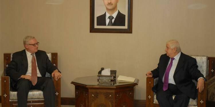 Moscou juge partial et politisé le rapport de l'Onu sur la Syrie