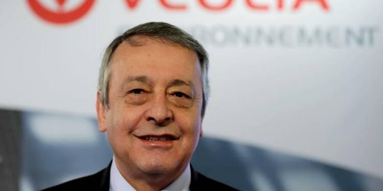 Le PDG de Veolia Antoine Frérot serait menacé d'être remplacé