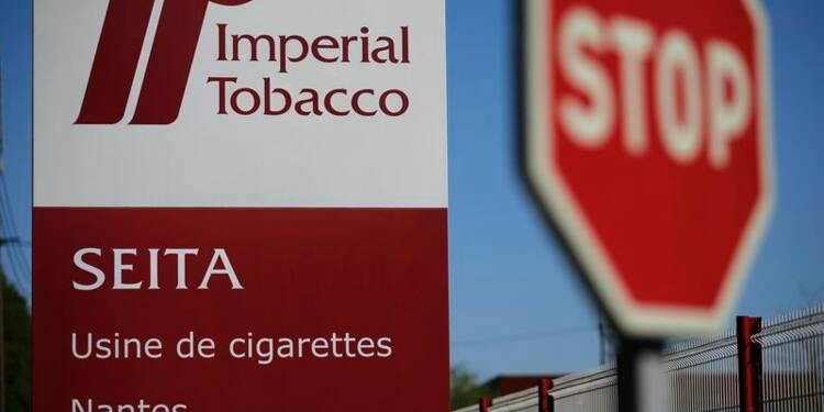 Imperial Tobacco va fermer l'usine Seita de Carquefou