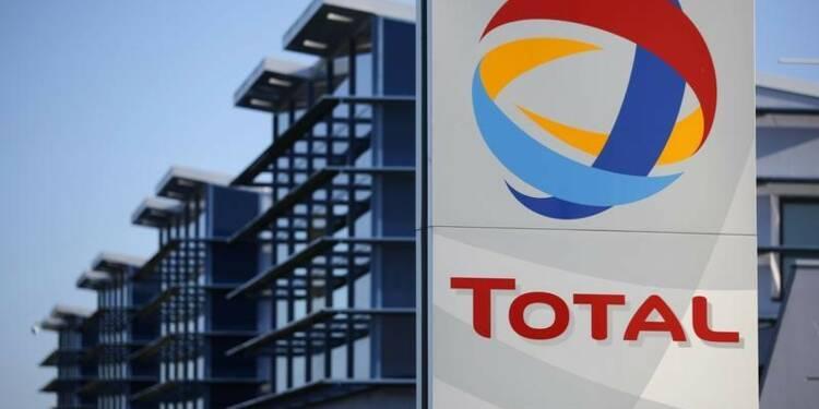 Les résultats de Total en baisse au 1er trimestre