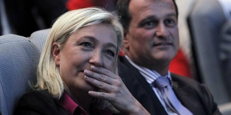Marine Le Pen emploie son compagnon au Parlement européen