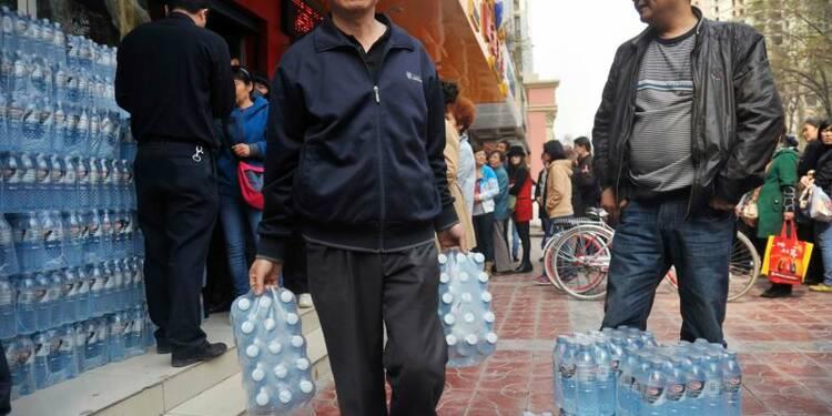 Veolia présente des excuses après la pollution de Lanzhou en Chine