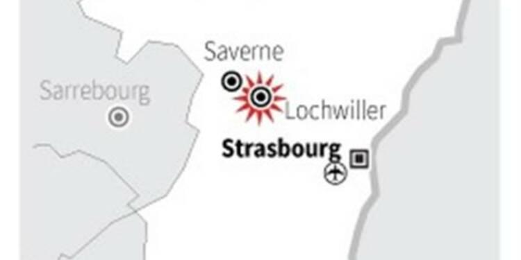 Un forage menace un village d'effondrement dans le Bas-Rhin