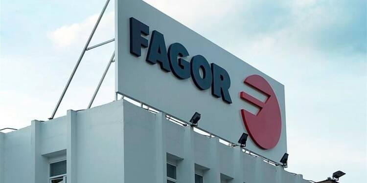 Le gouvernement se penche sur le sort de Fagor