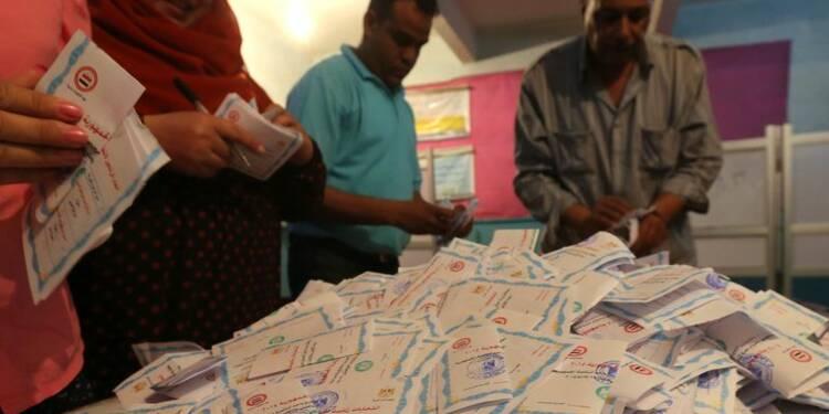 Sissi remporterait la présidentielle égyptienne avec 93,4% des voix