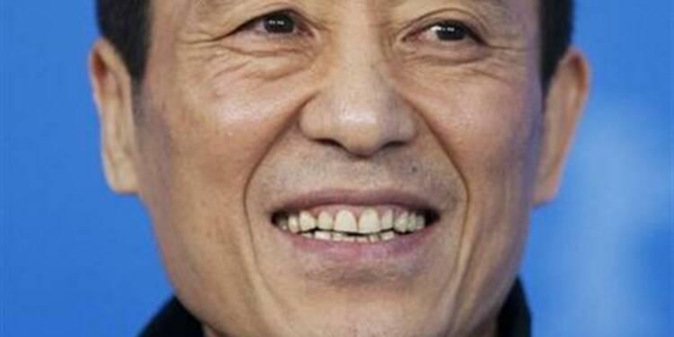 Trois enfants et une amende pour le cinéaste chinois Zhang Yimou