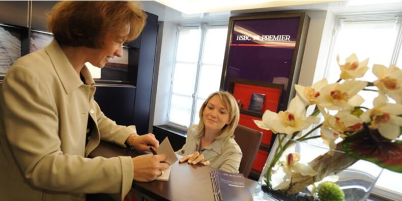 HSBC sort son chéquier pour revaloriser le salaire des femmes