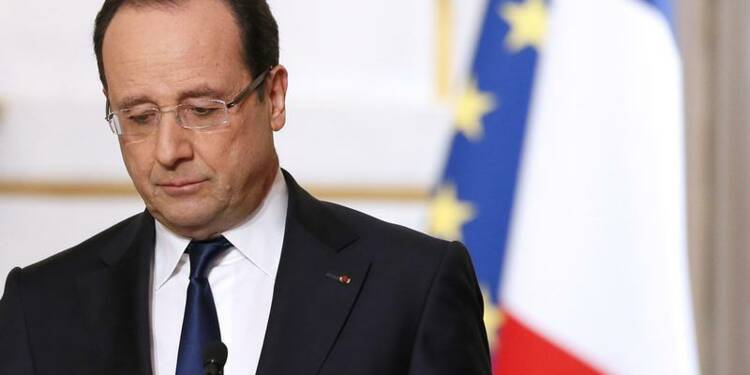 François Hollande, messager affaibli de la France en Europe