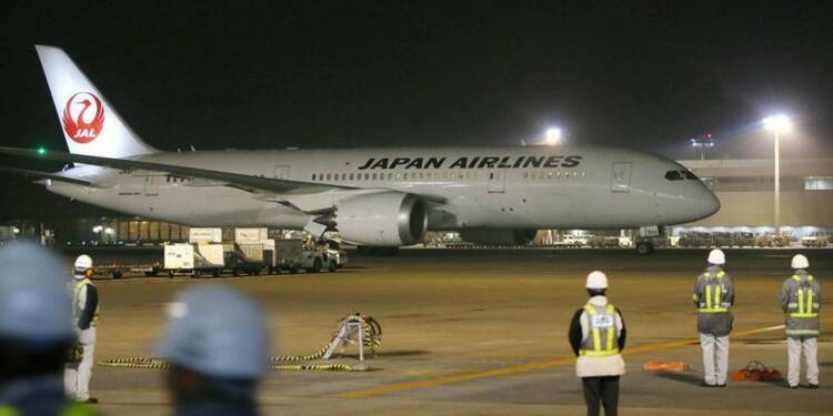 Nouvel incident concernant un Boeing 787 Dreamliner