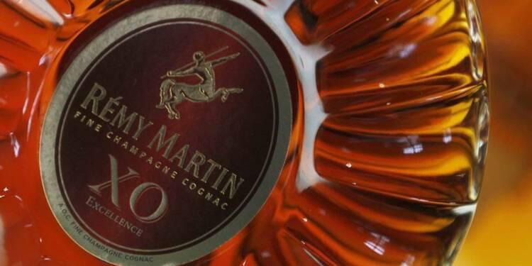 L'activité de Rémy Cointreau tirée par le cognac au 4e trimestre