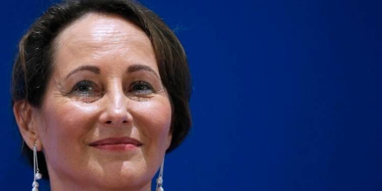 """Ségolène Royal veut un ministère de l'Ecologie """"exemplaire"""""""