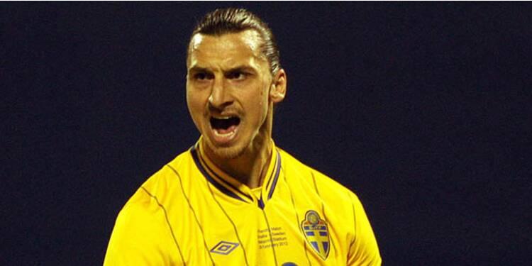 Zlatan Ibrahimovic, champion du business