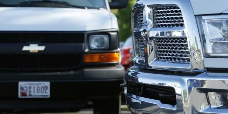 Chrysler rappelle 840.000 voitures, essentiellement aux USA