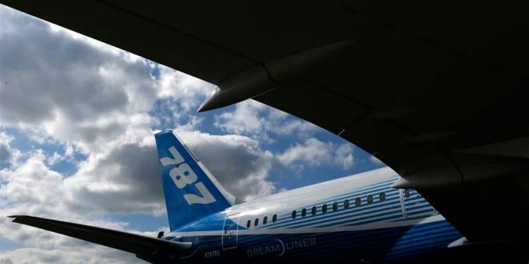 Encore deux incidents sur des Boeing 787 Dreamliner