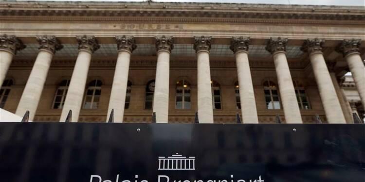 Les Bourses européennes renforcent leur avance à mi-séance