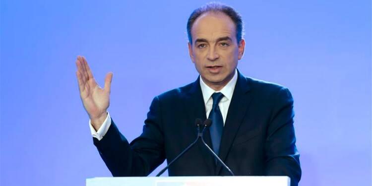 Jean-François Copé dénonce un axe FNPS profitant à Marine Le Pen