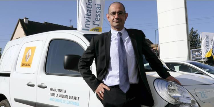 """Le défi du """"Monsieur Electrique"""" de Renault : donner un coup de jus aux ventes"""