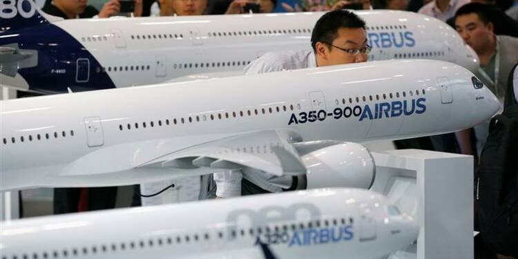 Airbus aurait remporté le match des commandes face à Boeing en 2013