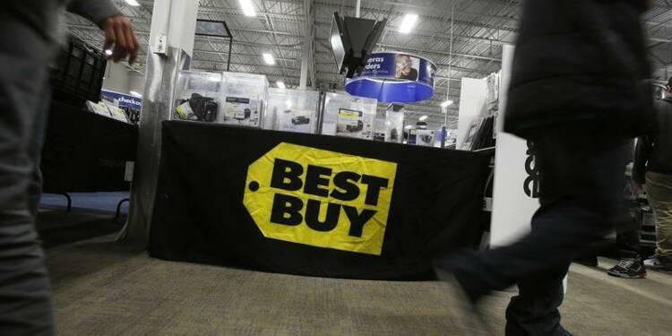 Les ventes de Best Buy inférieures aux attentes