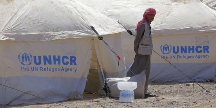 Plus de 20.000 Syriens sont passés en Irak en quatre jours