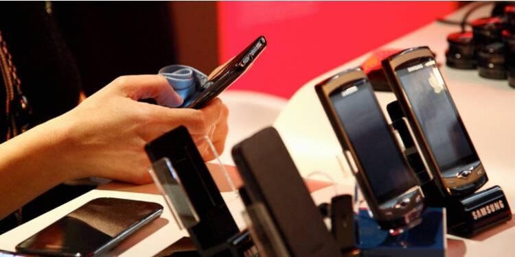 Samsung vend 2 fois plus de smartphones qu'Apple