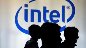 Bénéfices d'Intel en baisse avec la chute du marché du PC