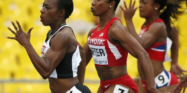 Athlétisme: les favorites en finale du 100m, sans Myriam Soumaré