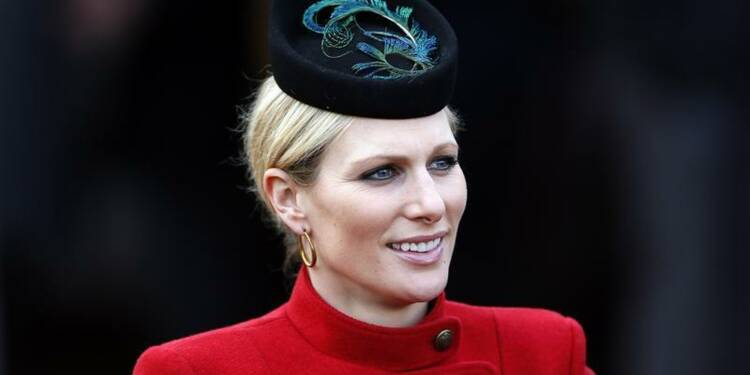 Zara Phillips, petite-fille d'Elizabeth II, attend un bébé