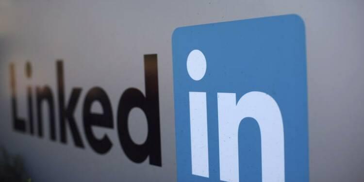 LinkedIn teste la publicité sur sa nouvelle application mobile