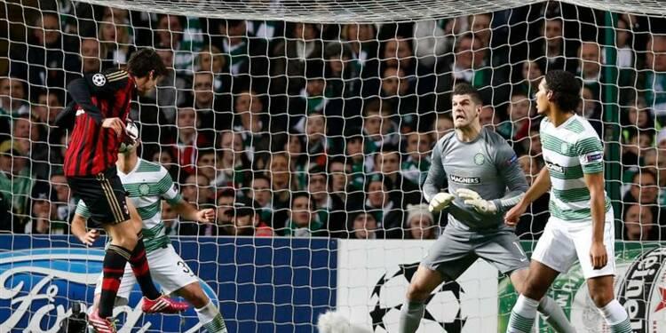 Ligue des champions: Chelsea en huitièmes, le Milan soulagé