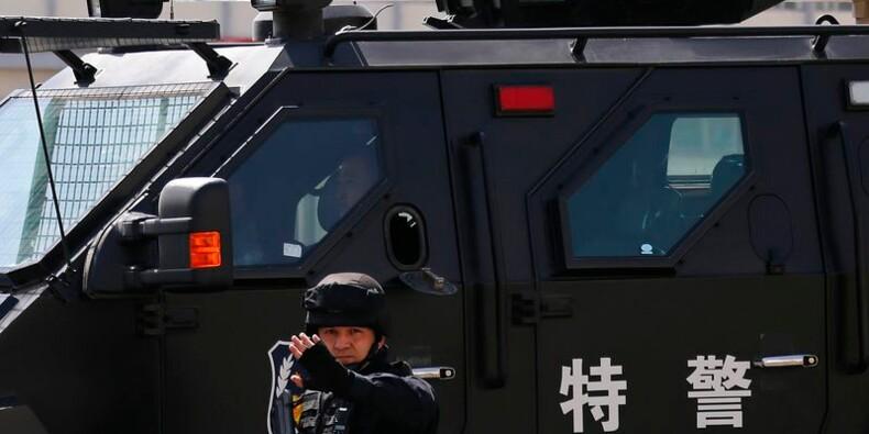 La Chine impute l'attentat au Xinjiang à des extrémistes