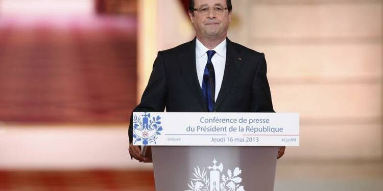 Hollande écarte l'hypothèse d'un remaniement imminent