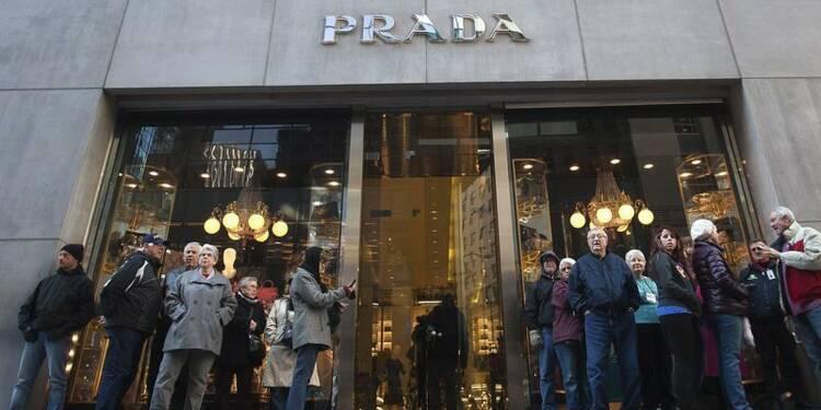 Les propriétaires de Prada font l'objet d'une enquête fiscale