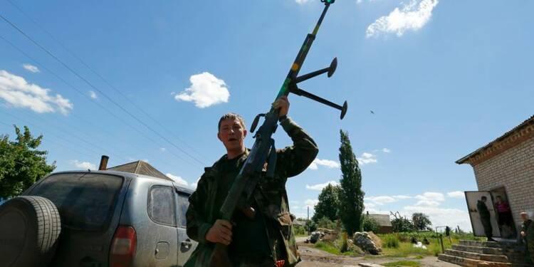 Vladimir Poutine exhorte Kiev à un arrêt des hostilités en Ukraine