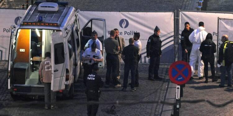 Fusillade au musée juif de Bruxelles, trois morts